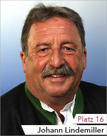 "Johann ""Mike"" Lindemiller"